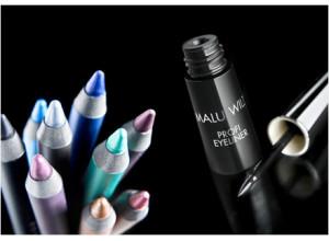 Kajalové tužky a oční linky