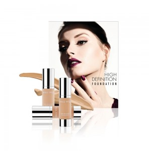 High Definition Foundation make up - 30ml