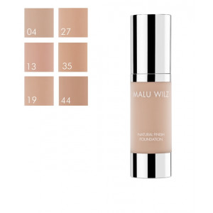 Natural Finish Foundation - 30ml