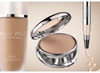 Mineral Fluid Foundation - Minerální tekutý make-up 30ml