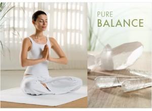 Pure Balance energizující ošetření