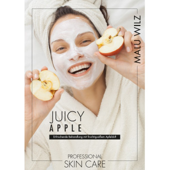 Juicy Apple Skin Care - Malý plakátek